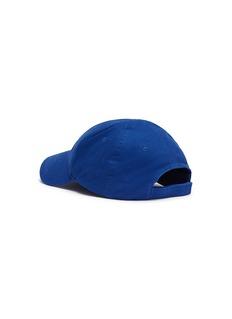 Balenciaga 'BB Mode' logo embroidered baseball cap