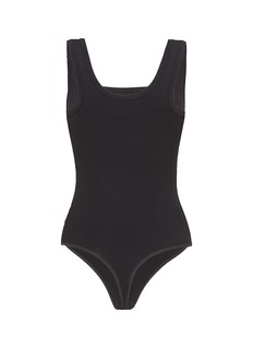 Alaïa Square neck bodysuit