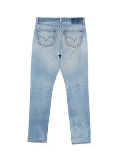 G.R.E.G Renewed unisex slim fit jeans