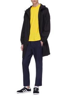 Y-3 Straight leg twill jogging pants