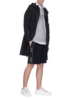 Valentino Logo print short sleeve shirt