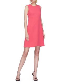 Dolce & Gabbana Wool crepe dress