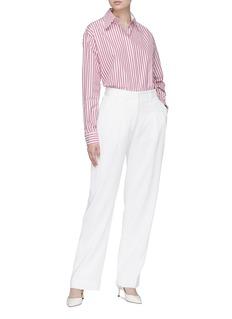 Victoria Beckham Stripe shirt