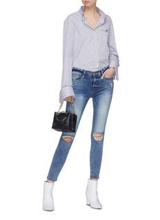 Frame Denim 'Le Skinny de Jeanne' ripped jeans
