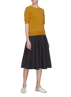 The Row 'Lorin' Merino wool-cashmere sweater