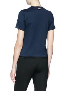 Thom Browne Colourblock T-shirt
