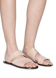 ATP Atelier 'Lis' leather slide sandals