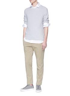 Eidos Cotton-silk shirt