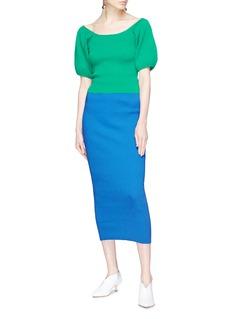 Simon Miller 'Marsing' rib knit skirt