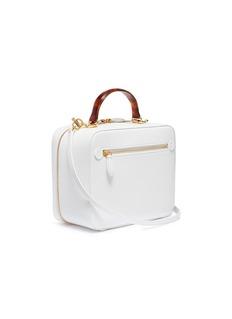 Mark Cross 'Laura' saffiano leather bag