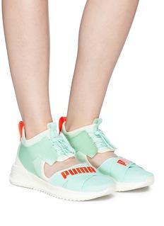 PUMA Avid镂空拼色运动鞋