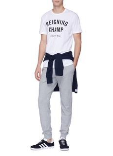Reigning Champ Tapered leg sweatpants