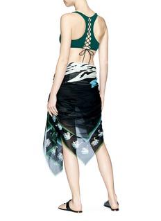 Stella McCartney Swan print sarong