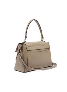 Chloé 'Faye Day' medium leather shoulder bag