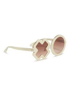 Sons+Daughters Eyewear 'XO' frame acetate kids sunglasses