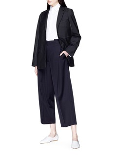 Jil Sander Slit suiting blazer
