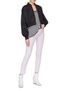 rag & bone/JEAN High rise twill skinny pants