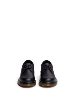 Dr. Martens 'Everley' leather kids derbies