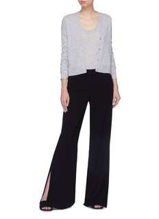 Theory 'Hanelee' cashmere cropped cardigan