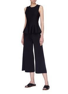 Theory 'Henriet' crepe culotte
