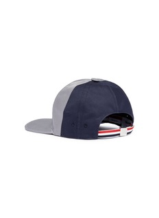 Thom Browne Colourblock baseball cap