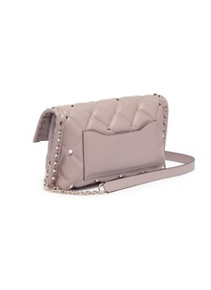 Valentino 'Candystud' small quilted leather shoulder bag