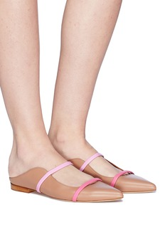 Malone Souliers 'Maureen' strappy leather flats