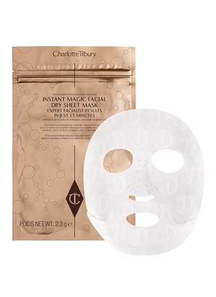 Main View - Click To Enlarge - Charlotte Tilbury - Revolutionary Instant Magic Facial Dry Sheet Mask