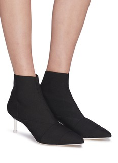 Mercedes Castillo 'Kera Mid' stretch ankle boots