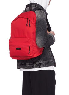 Balenciaga 'Explorer' canvas backpack