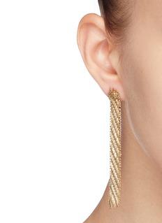 Rosantica 'Volutta' rope effect drop earrings