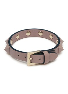 Valentino 'Rockstud' leather bracelet