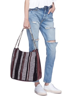 Proenza Schouler 'L' panelled leather tote
