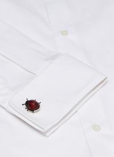 Deakin & Francis  Movable ladybird cufflinks