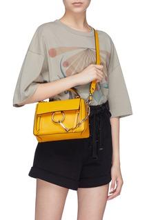 Chloé 'Faye Day' mini leather shoulder bag