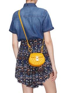Chloé 'Drew Bijou' nano quilted leather shoulder bag