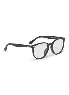 Ray-Ban 'RB7151F' acetate hexagonal optical glasses