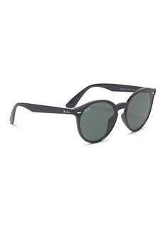 Ray-Ban 'Blaze' acetate round sunglasses