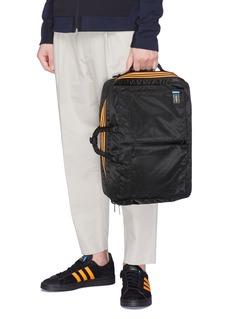 adidas x Porter-Yoshida & Co. 三重条纹尼龙夹棉双肩公文包