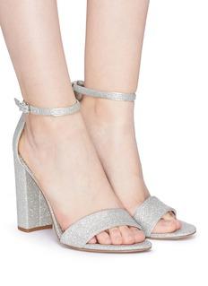 Sam Edelman 'Yaro' ankle strap glitter sandals