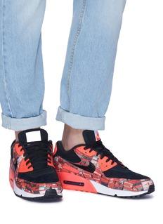 Nike 'Air Max 90' photographic print sneakers