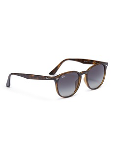 Ray-Ban 'RB4259' tortoiseshell acetate square sunglasses