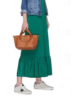 Meli Melo 'Thela' mini leather crossbody bag
