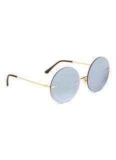 Spektre 'Narciso' metal round sunglasses
