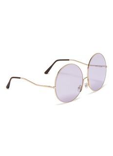 Spektre 'Shanghai' metal round sunglasses