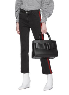 BOYY 'Bobby' buckled leather bag