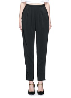 Rosetta Getty Pleat front harem  pants