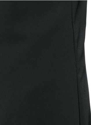 Detail View - Click To Enlarge - Rosetta Getty - Camisole low back wide leg jumpsuit