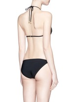 'Sakura' bonded bikini bottoms