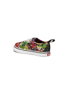 Vans x Marvel 'Authentic' Avengers print toddler sneakers